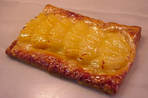 Pineapple Tart - Individual French Pastry
