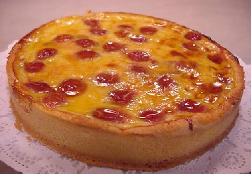 Cherry Flan-16cm - Large Tarts Category