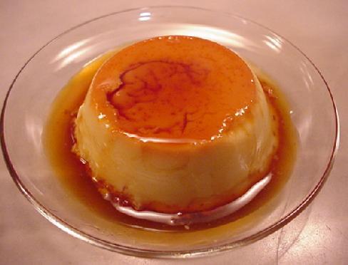Caramel Custard - Creme Caramel - Individual French Pastry
